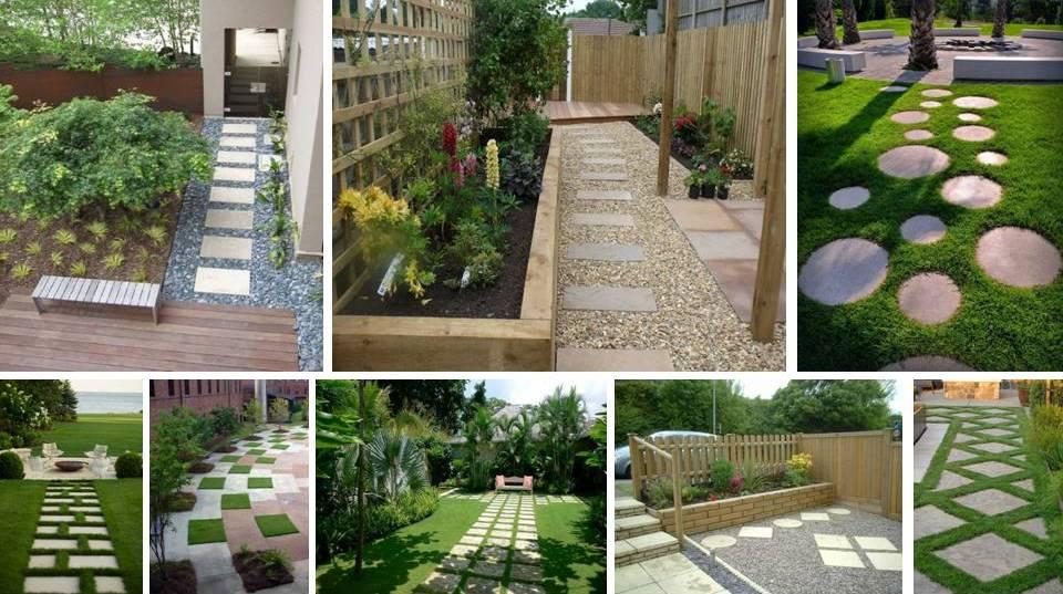 22 Garden Pathway Designs Help You To Decorate Your Garden