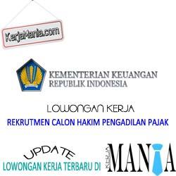 Lowongan Kerja Kementerian Keuangan Mei 2016