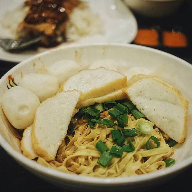 Rui Ji Teochew Fishball Noodle