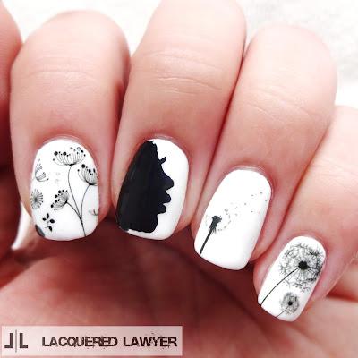 Dandelion Darling Nails