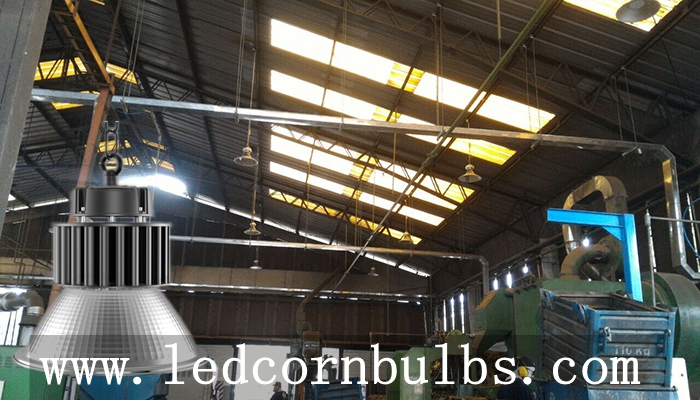 TEK Lighting 200W LED High Bay Light At Ecuador 39 S Large Warehouse