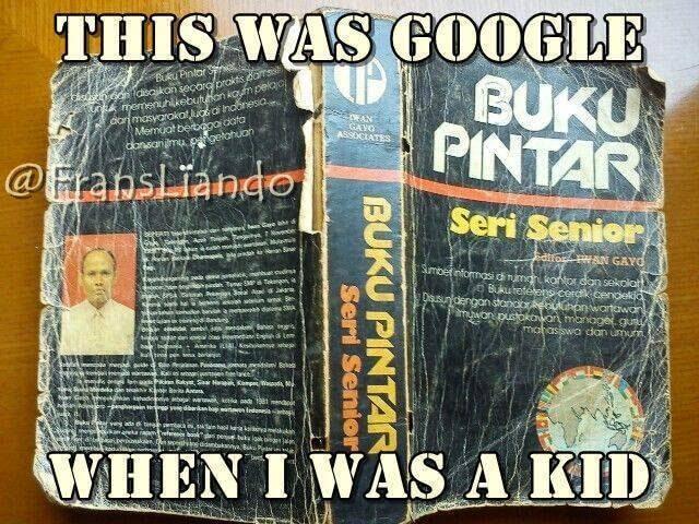 Masih Ingatkah Dengan Buku Pintar