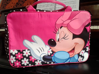 Jual Tas Travel Bag Anak Murah Minnie Mouse
