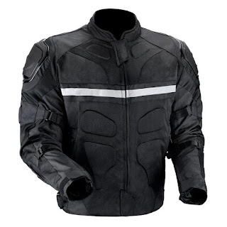 Viking Cycle Stealth Motorcycle Jacket