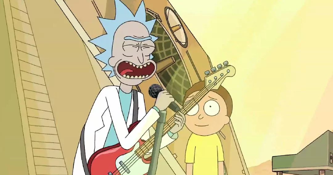 rick and morty season 1 2 3 download torrent