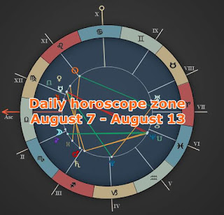 LIBRA daily horoscope zone August 7 - August 13