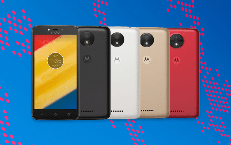 Moto C With Quad Core Chip Now Available In PH For PHP 3699