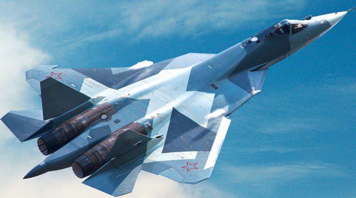 Η Τουρκία 'φλερτάρει' με τα ρωσικά SU-57, λόγω παγώματος των F-35
