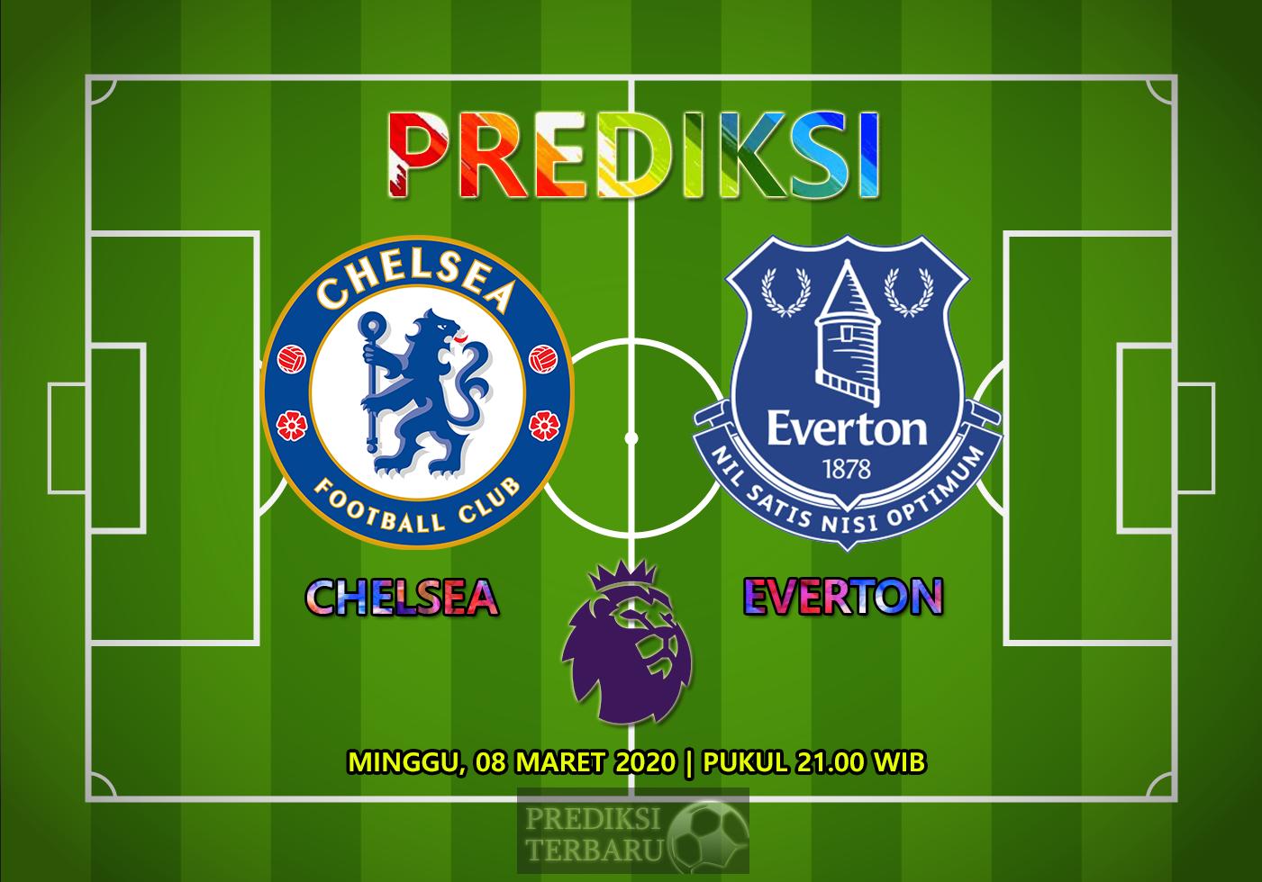 Prediksi Chelsea Vs Everton Minggu 08 Maret