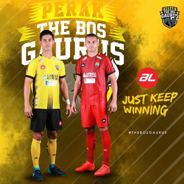 jersi liga super malaysia 2018