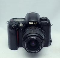 Jual Nikon D100+kit18-55mm Second