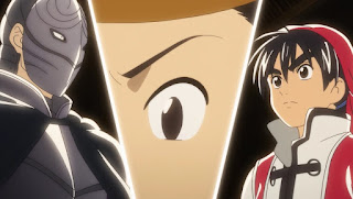 Shin Chuuka Ichiban! Episodio 04