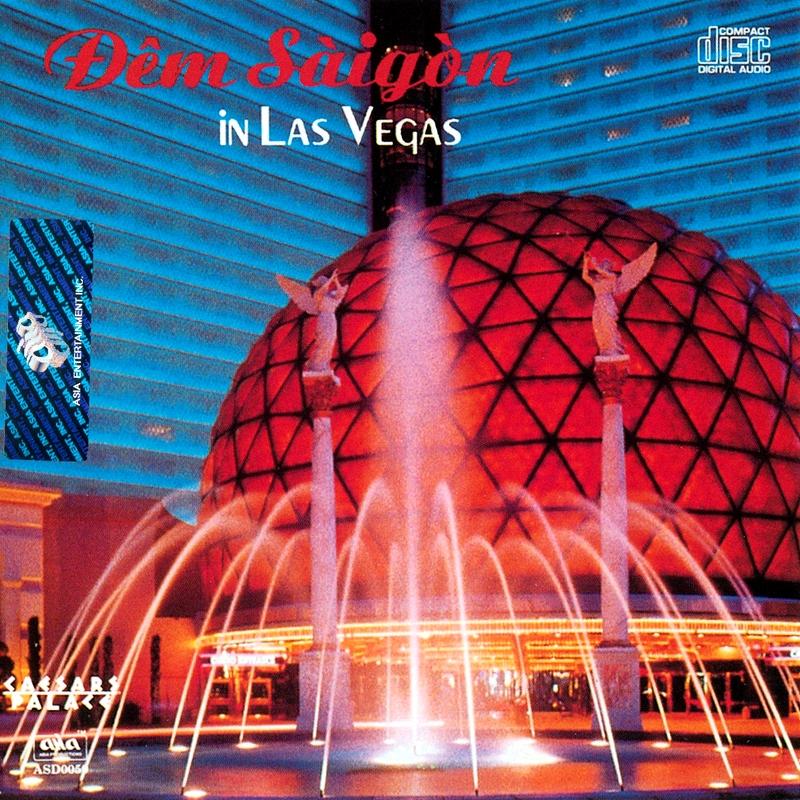 AsiaCD050 - Đêm Sài Gòn In Las Vegas (NRG)
