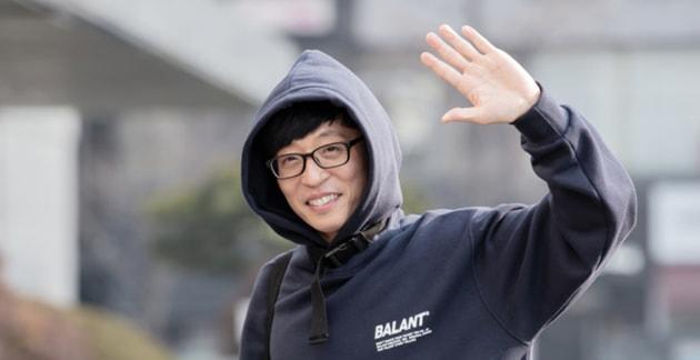 Yoo Jae Suk se lleva el primer puesto en términos de valor de marca para este mes