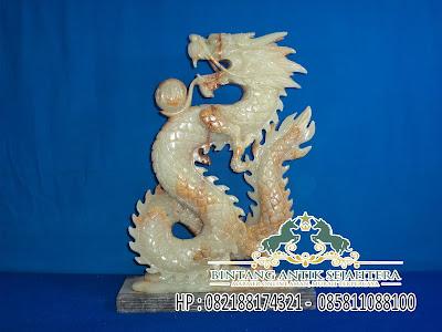 Jual Patung Naga Marmer | Kerajinan Marmer Tulungagung