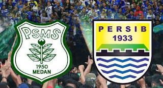 Persib vs PSMS: Supardi dan Ezechiel N'Douassel Kembali