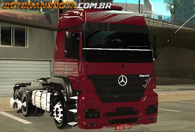 GTA SA - Mercedes Bens Axor 2544