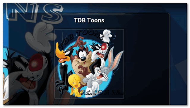 TDB ToonsAddon