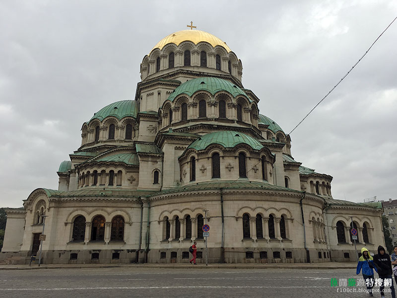 [保加利亞.索菲亞] 亞歷山大·涅夫斯基主教座堂:東正教在世界上最大的教堂之一