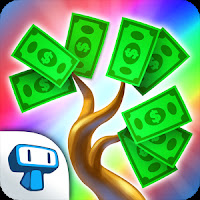 Money Tree - Free Clicker Game Infinite (Magic-Beans - Free Beans) MOD APK