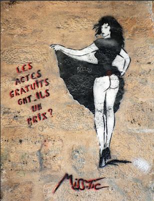 Les Actes Gratuis Ont-Ils Un Prix?, Miss.Tic