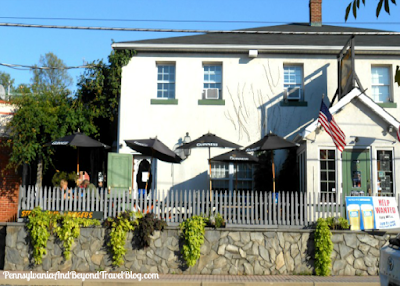 O'Rorke's Family Eatery in Gettysburg Pennsylvania