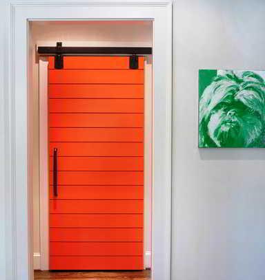 Desain Pintu Kamar Mandi Minimalis Sederhana