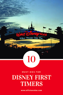 10 must dos for disney first timers visits
