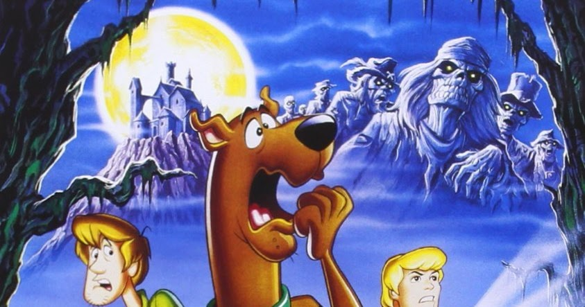 Scooby Doo On Zombie Island Dvd Review