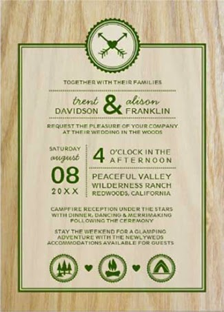 http://www.zazzle.com/woodsy_wedding_glamping_invitation-161581283214659546?rf=238845468403532898