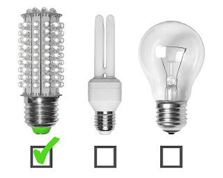 How To Make Energy Saving Lamps Use Led Light Emitting Diode