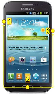 Cara Hard Reset Samsung Galaxy Win I8550