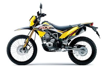 Kawasaki KLX 150BF SE