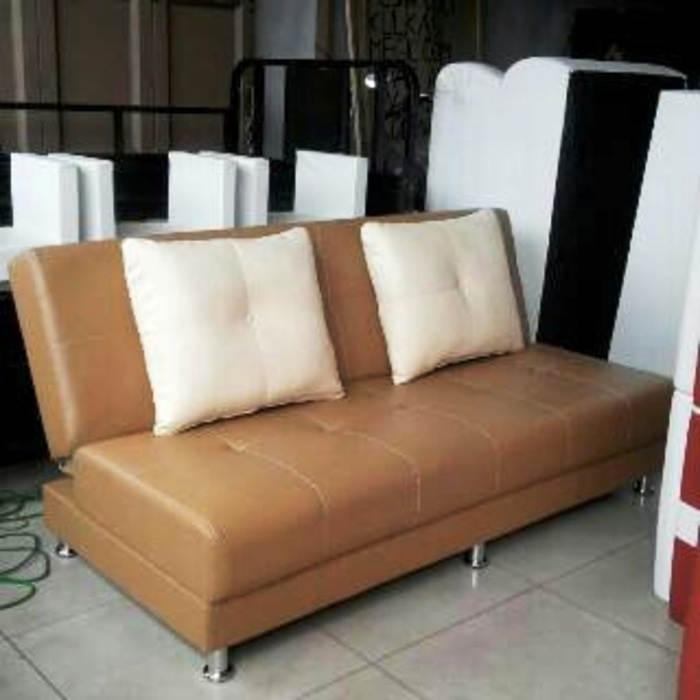 Sofa Bed Santai untuk Nonton TV