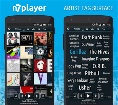 Free Download n7player Music Player v3.0.1 build 231 APK