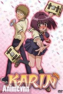 Karin -Chibi Vampire - Cô Nàng Vampire 2013 Poster