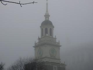 Independence Hall Philadelphia PA
