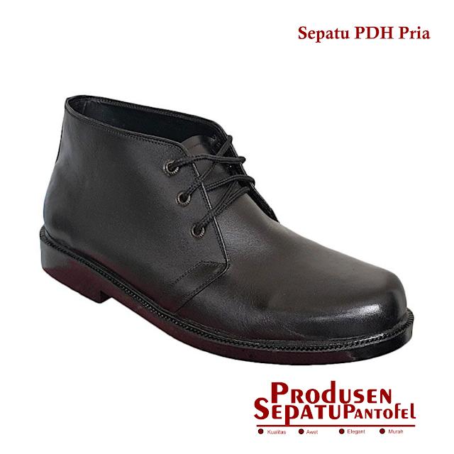 Produsen Grosir Sepatu PDH Pria