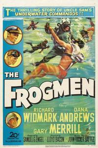Watch The Frogmen Online Free in HD