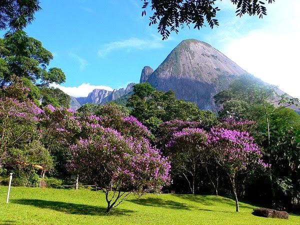 Serra dos Órgãos, Brazil