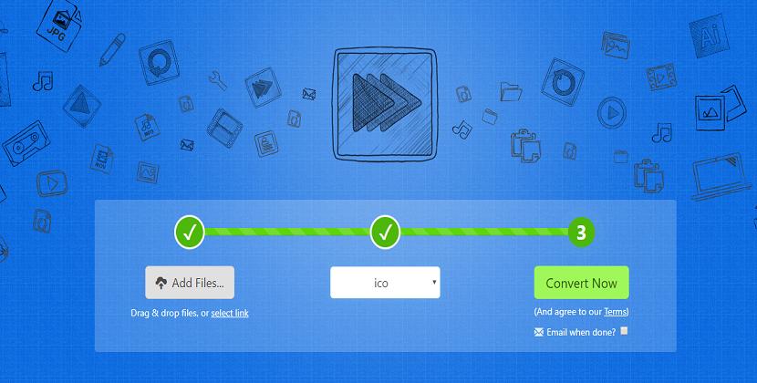 Cara Merubah Format Gambar Menjadi Icon