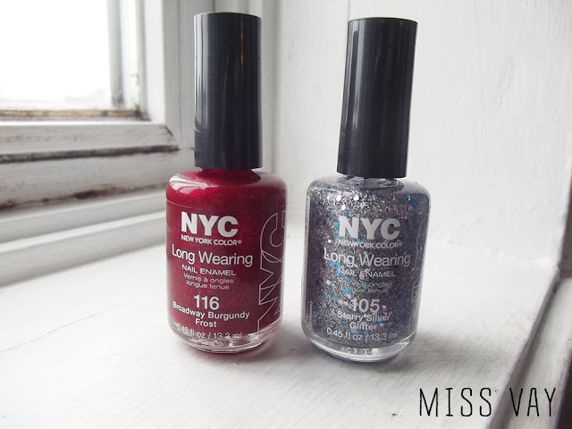 vernis ongles NYC nail polish
