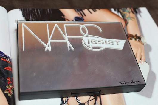 NARS NARSSIST CHEEK STUDIO PALETTE