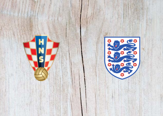 Croatia vs England Full Match & Highlights 12 October 2018