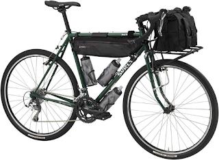 パックラット 自転車小旅行