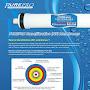 美國 PurePro® 納濾(NF) 礦泉水膜 PurePro® 納濾(NF)淨水器-咖啡系列專用礦泉水膜