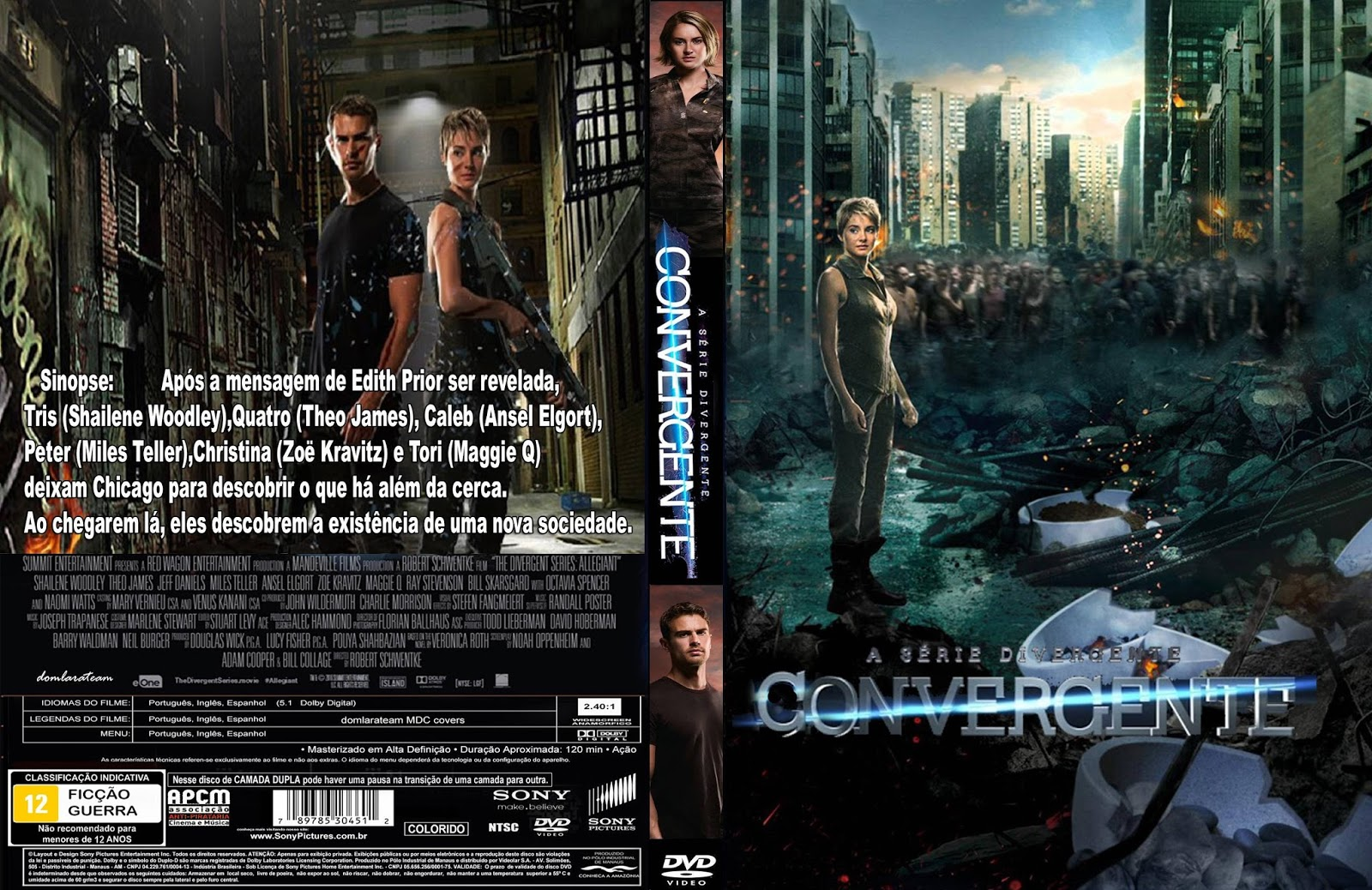 A Série Divergente Convergente DVD-R A 2BS 25C3 25A9rie 2BDivergente 2BConvergente 2B2016 2BXANDAODOWNLOAD