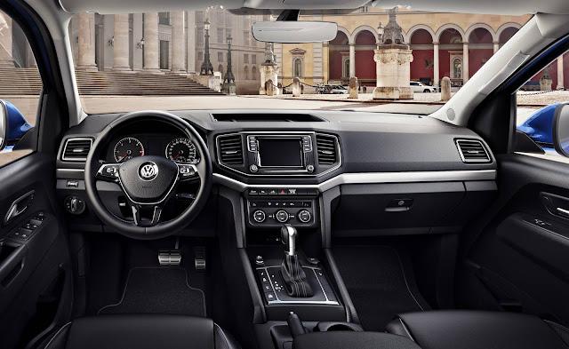 VW Amarok 2017 V6 3.0