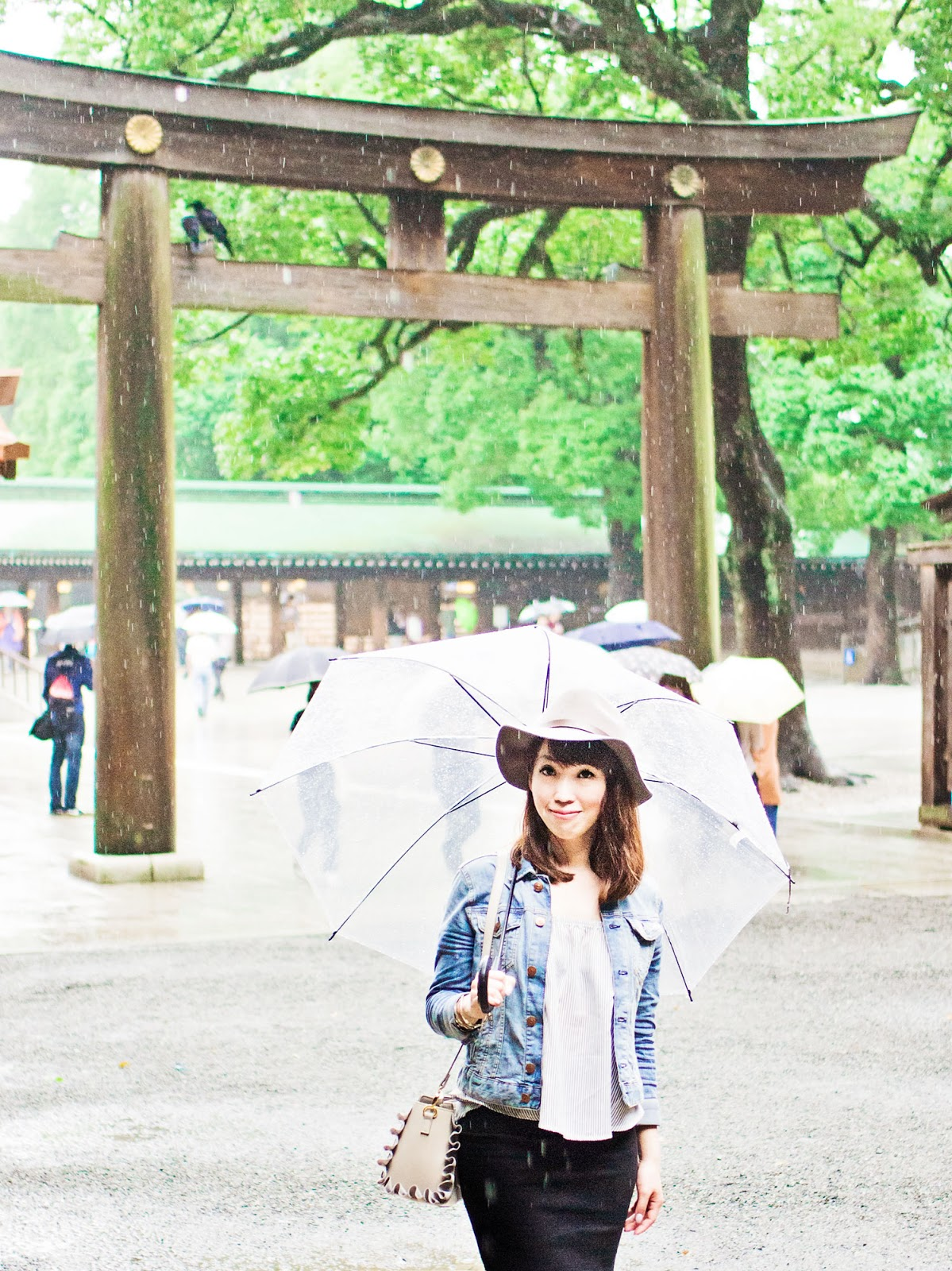 Meiji Shrine - TThe Must Eat, Drink and Play in Tokyo