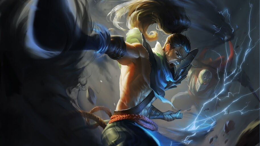 Yasuo Zed Lol 4k Wallpaper 3 243